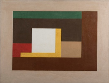 Ben Nicholson: Landscape into Abstraction