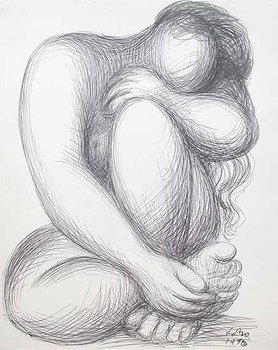 Baltasar Lobo & Henry Moore - Works on Paper