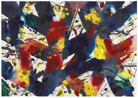 <span class=&#34;artist&#34;><strong>Sam Francis</strong></span>, <span class=&#34;title&#34;><em>Untitled (In Bern)</em>, 1978</span>
