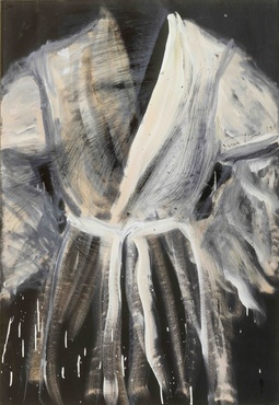 <span class=&#34;artist&#34;><strong>Jim Dine</strong></span>, <span class=&#34;title&#34;><em>Bath Robe</em>, 1984</span>