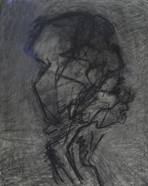 <span class=&#34;artist&#34;><strong>Frank Auerbach</strong></span>, <span class=&#34;title&#34;><em>Head of Julia, profile</em>, 1989</span>