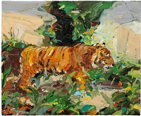 <span class=&#34;artist&#34;><strong>Paul Richards</strong></span>, <span class=&#34;title&#34;><em>Tiger</em>, 2010</span>