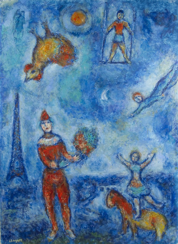 <span class=&#34;artist&#34;><strong>Marc Chagall</strong></span>, <span class=&#34;title&#34;><em>Les Gens Du Voyage</em>, 1978</span>