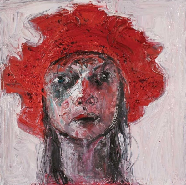 <span class=&#34;artist&#34;><strong>Shani Rhys James</strong></span>, <span class=&#34;title&#34;><em>Medusa in a Wooly Hat</em>, 2010</span>