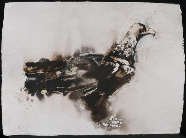Paul Richards, Spanish Eagle, 2013