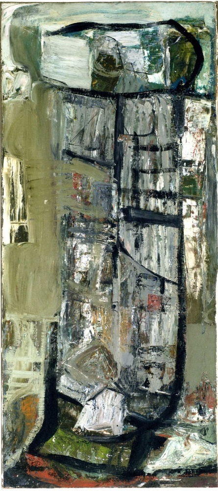Peter Lanyon, Anticoli Snow, c.1953