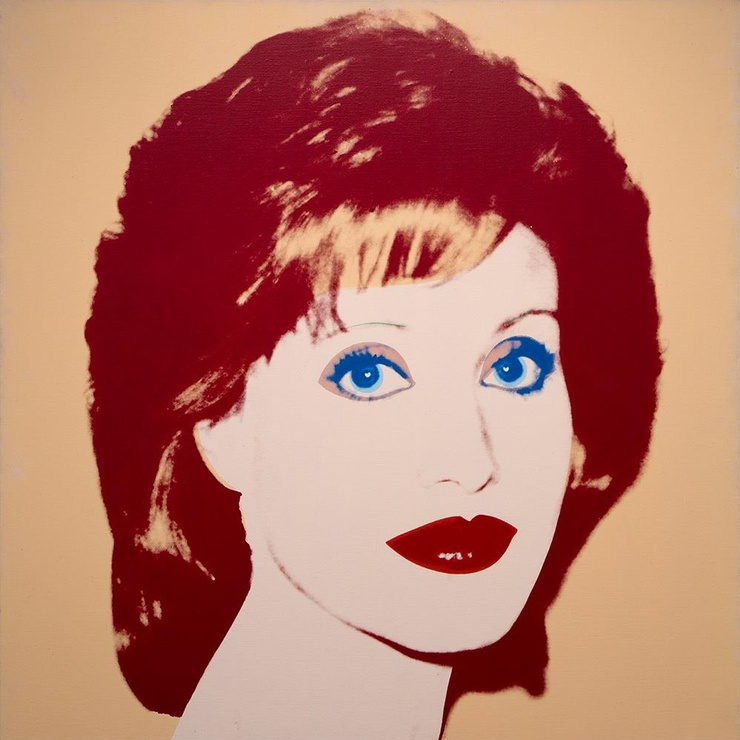 "<span class=""artist""><strong>Andy Warhol</strong></span>, <span class=""title""><em>Lorna Luft</em>, 1983</span>"