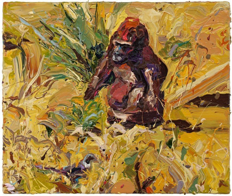 <span class=&#34;artist&#34;><strong>Paul Richards</strong></span>, <span class=&#34;title&#34;><em>Gorilla in Enclosure</em>, 2010</span>